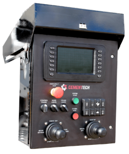 ACCU-POUR™ Control Panel