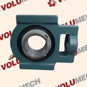 Conveyor Idler Bearings for a Volumetric Concrete Mixer